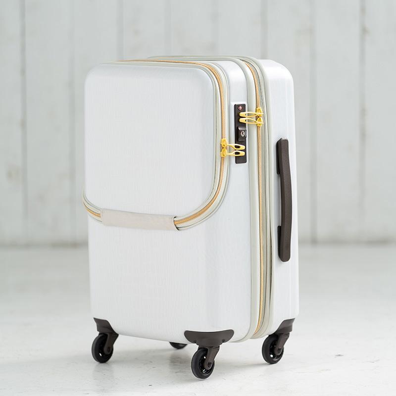 人気のかわいいスーツケースおすすめSUNCO ルーベリカ